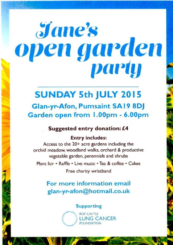 Garden Party Poster (2)