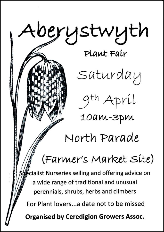 Ceredigion Growers Plant Fair